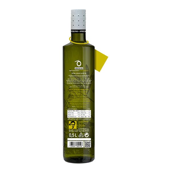 Arbequina Aceite de Oliva Virgen Extra